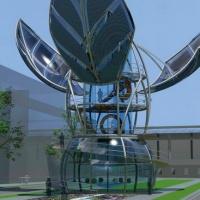 Un enorme reloj robótico vigilará el cambio climático desde California