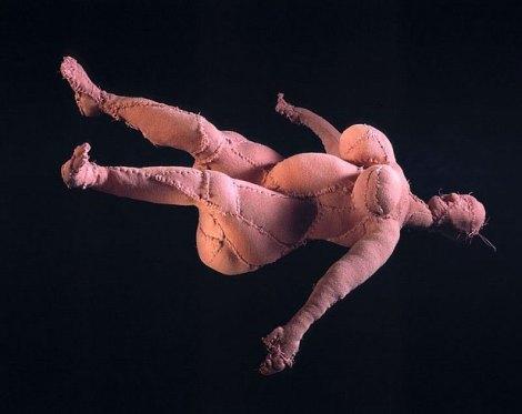 Louise Bourgeois - Temper Tantrum, 2000