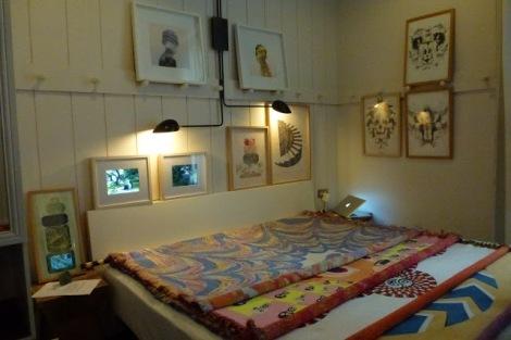 Say Hi! Gallery, Room Art Fair, 2012. Foto: Camilayelarte