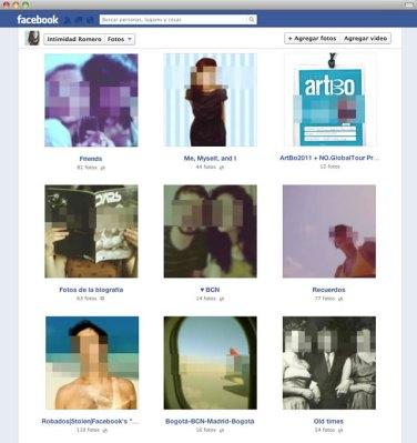 Intimidad Romero - Facebook