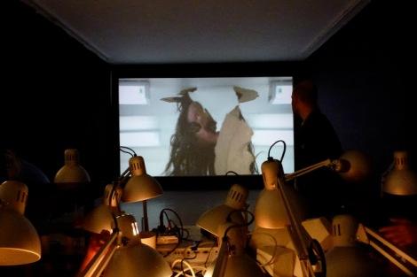 Erka Nissinen, Polis X, Ellen de Bruijne Projects, 2012. Foto: Camilayelarte