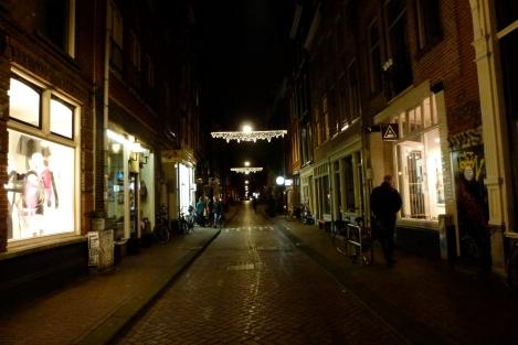 Vista de la calle Hazenstraat de Amsterdam, 2012. Foto: Camilayelarte