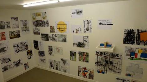 Erik Van Lieshout, Ministry of Subculture, Annet Gelink Gallery, 2012. Foto: Camilayelarte