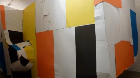 Erik Van Lieshout, Janus, Annet Gelink Gallery, 2012. Foto: Camilayelarte