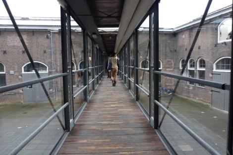 Rijksakademie Open Studio 2012, Amsterdam. Foto: Camilayelarte