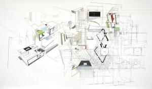 Serie Cartografías del abandono nº4