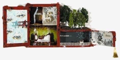"""Ana Sofía Gonçalves, """"Casa com jardim"""" (2008)"""