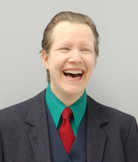 Antonia Baehr. Laugh