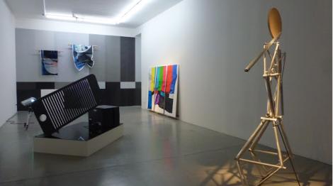 Riccardo Previdi. Broken Display. 2013. Foto: Camilayelarte