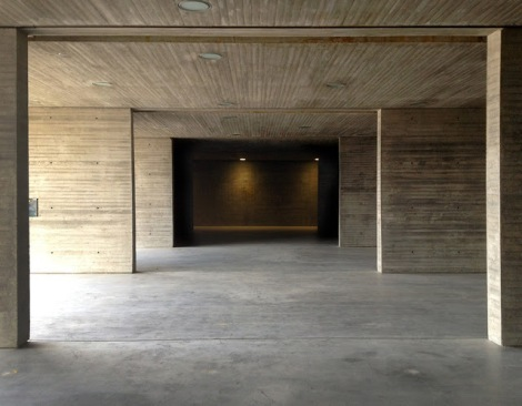 Espacios dedicados a talleres de artistas. Foto: Ars Operandi