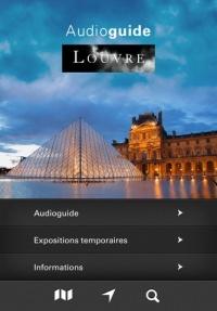 Louvre app