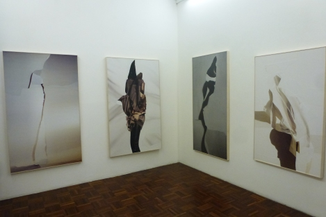 Raphael Danke, Bene Bene, Galleria Norma Mangione, 2013. Foto: Camilayelarte