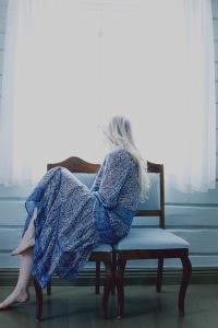 "Mariell Amélie, ""She had just left forheaven, they said #3"" (2011)"
