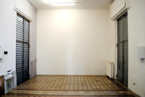 Cristian Bugatti, The sound of love, 2012, installation view at Room Galleria, Milano. Courtesy: Cristian Bugatti.