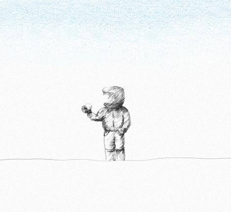 1º premio_JUAN CARLOS BRACHO La boule de neige. Historia de un fracaso. Detalle