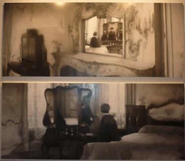 Obras de Girbent (Galería Horrach Moya).