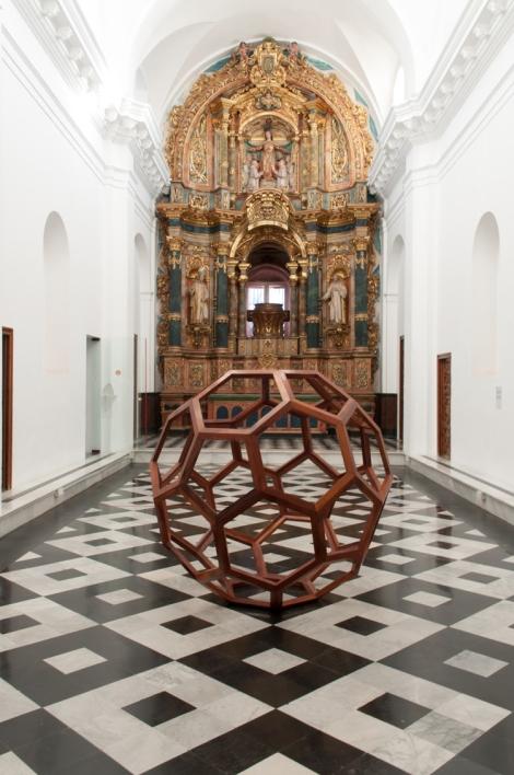 S/T (Divina Proportione), 2006. Colección Helga de Alvear. Foto: Cortesía CAAC