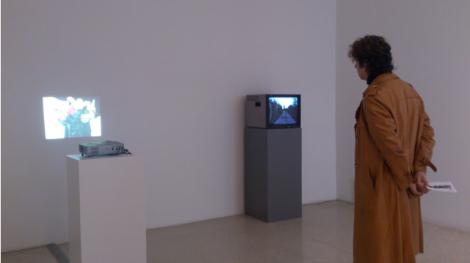 Bas Jan Ader, Primary time, 1974 y Broken Fall (geometric), 1971. Foto: Camilayelarte