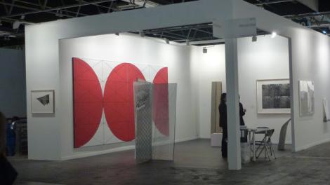 Stand del ProjecteSD. ARCO 2013. Foto: Camilayelarte