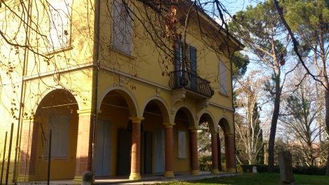 Villa delle Rose. Foto: Camilayelarte
