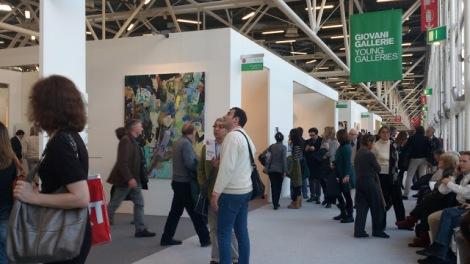 Arte Fiera Bologna, 2013. Foto: Camilayelarte