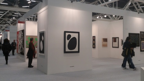 Galería Carlina (Torino). Arte Fiera Bologna, 2013. Foto: Camilayelarte