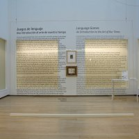Juegos de lenguaje. Una introducción al arte de nuestro tiempo, en el Centro Helga de Alvear de Cáceres