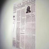 """""""MANIFIESTOS. Voces individuales desde el imaginario colectivo"""" en Espacio Trapezio."""